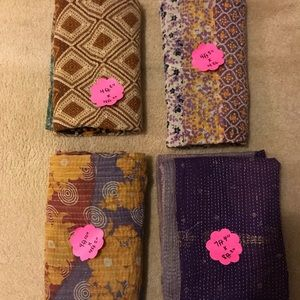 Other - Kantha Blankets and Fabric OBO